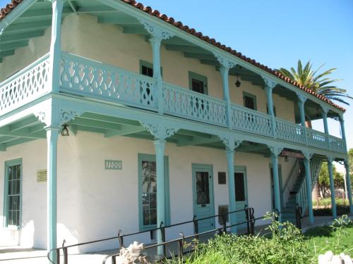 Casa de Lopez Adobe in 2012